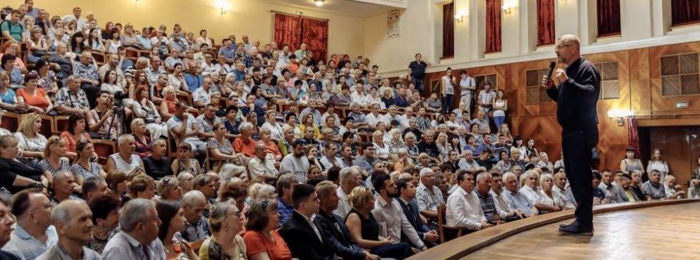 ВИЛКУЛ: Пять лет мы не только боролись с режимом Порошенко, но и разработали программу вывода Украины из кризиса, фото-1