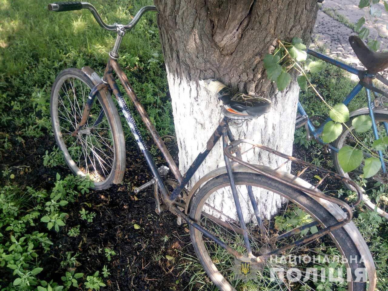 На Днепропетровщине мужчина с банкой марихуаны украл велосипед, - ФОТО, фото-1