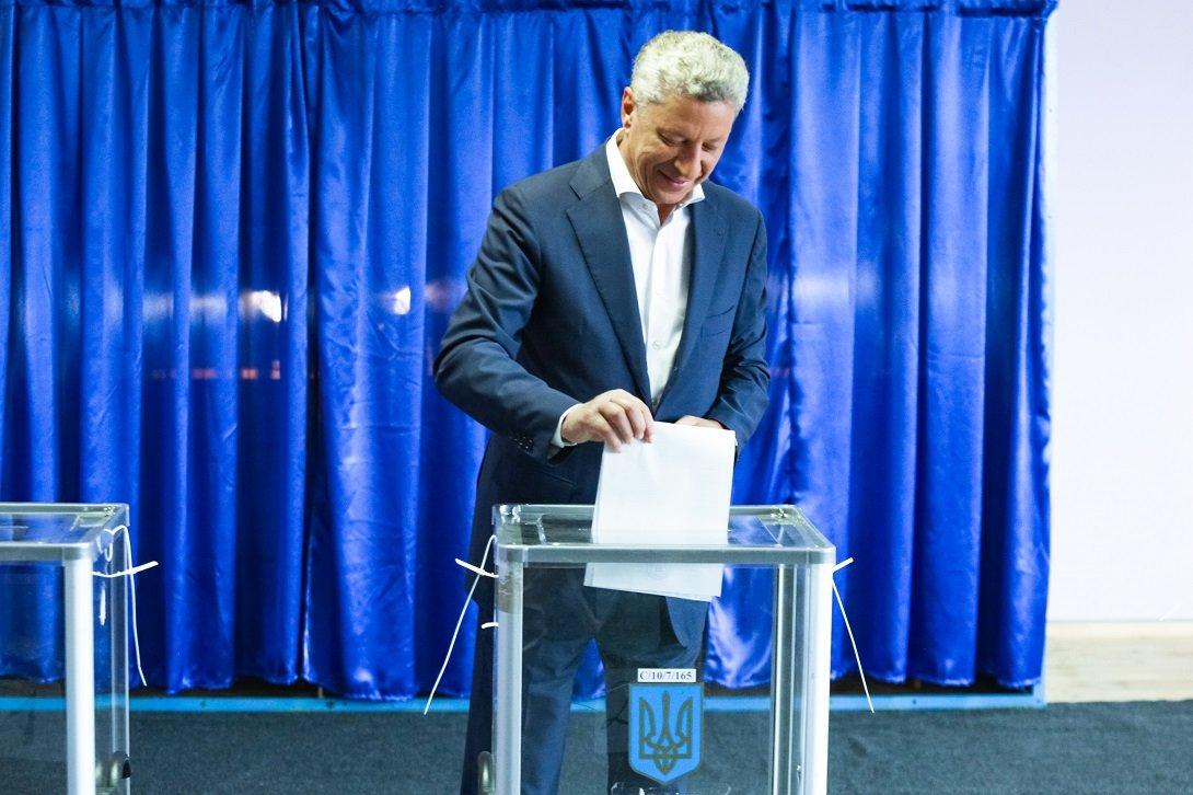 Юрий Бойко первым проголосовал за мир, фото-2