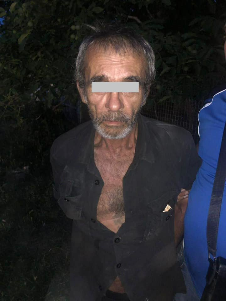 На Днепропетровщине задержали пенсионера, который насиловал ребенка и снимал это на телефон, - ФОТО, фото-1
