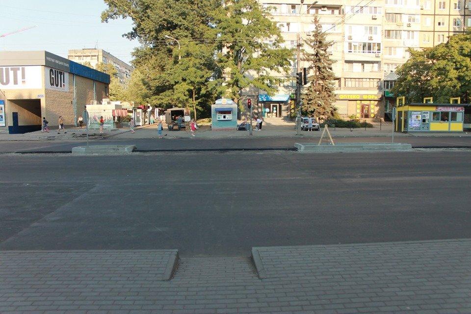 В Днепре идет капитальный ремонт проспекта Героев: как это выглядит, - ФОТО, фото-2