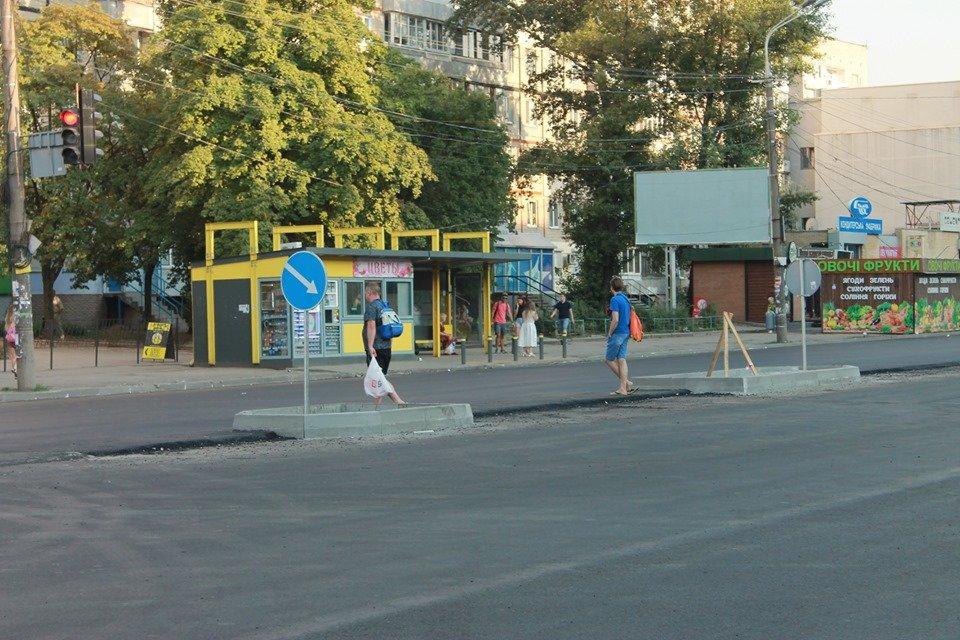 В Днепре идет капитальный ремонт проспекта Героев: как это выглядит, - ФОТО, фото-4