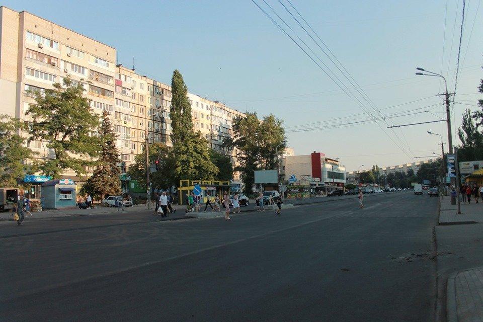 В Днепре идет капитальный ремонт проспекта Героев: как это выглядит, - ФОТО, фото-6