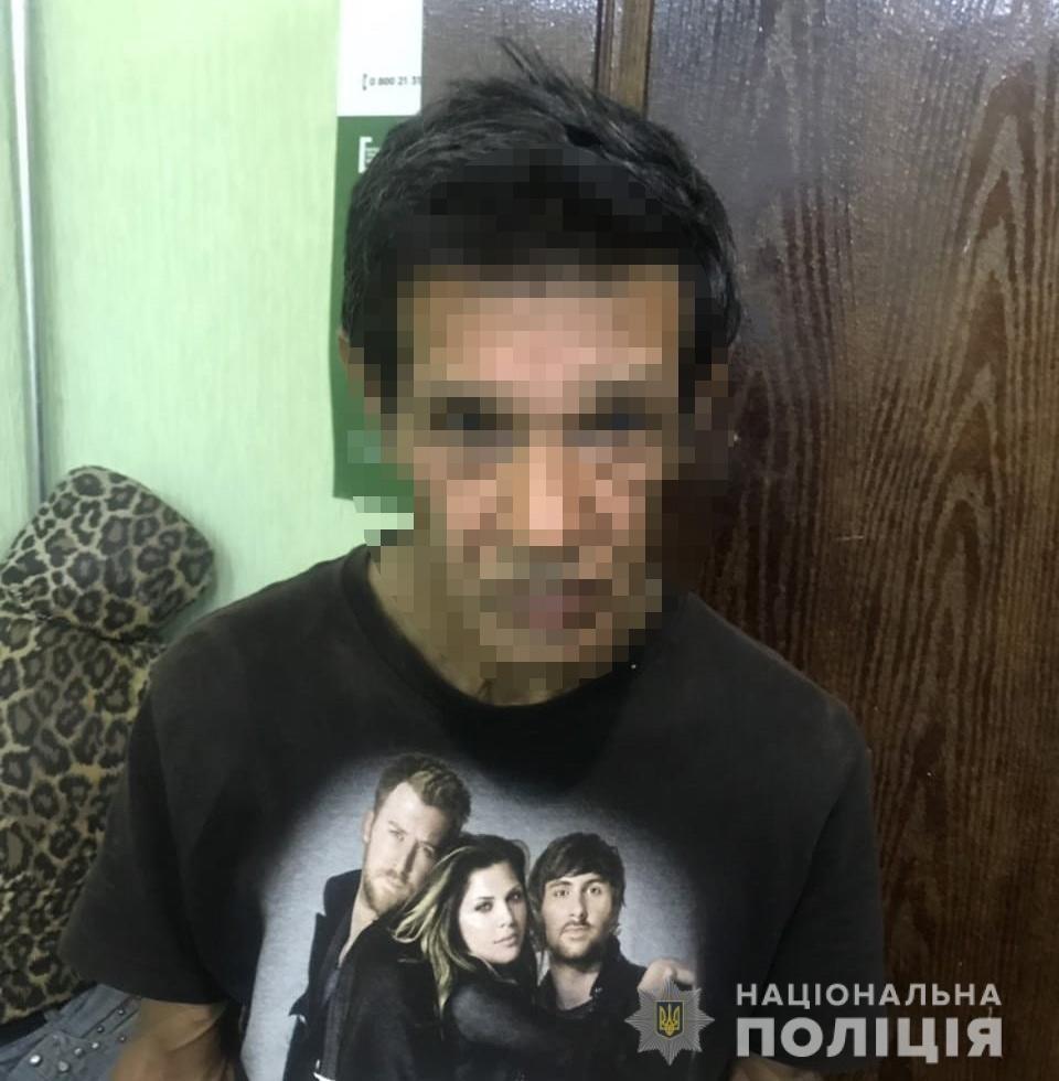 На Днепропетровщине мужчина напал с ножом на знакомого из-за долгов, - ФОТО, фото-1