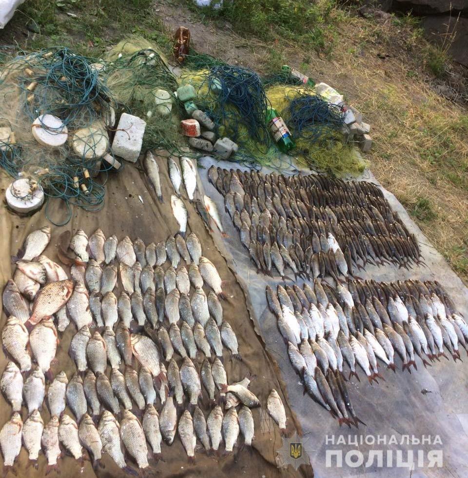 На Днепропетровщине продолжается легальная охота на нелегальных рыбаков, - ФОТО, фото-2