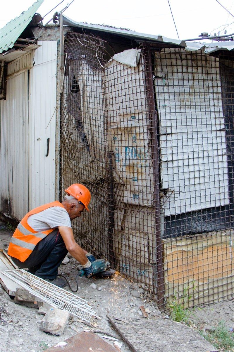 Еще минус одна: в Днепре демонтировали ночную наливайку, - ФОТО, фото-3