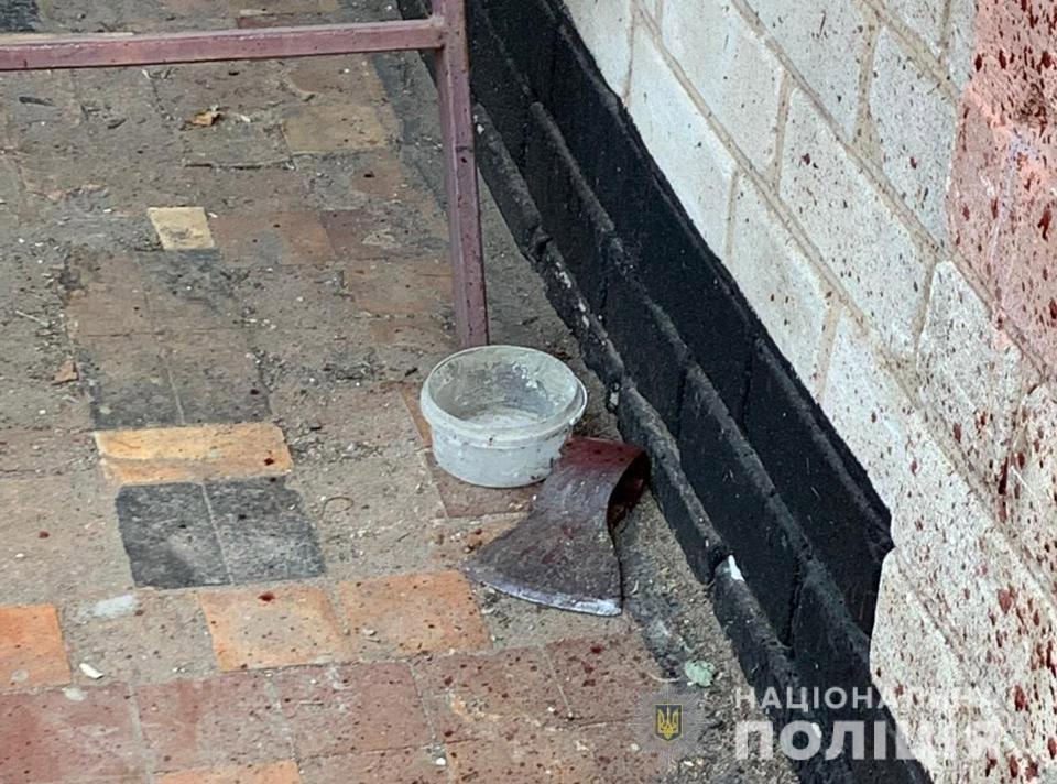 В Днепре во время ссоры мужчина убил жену топором, - ФОТО, фото-1