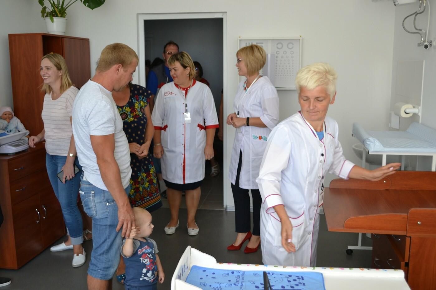 В Днепропетровской области появилась современная амбулатория, - ФОТО, фото-2
