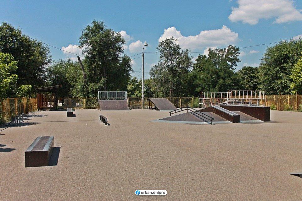В Днепре бывший парк Ленина перевоплощается в Молодежный: как это выглядит, - ФОТО, фото-14