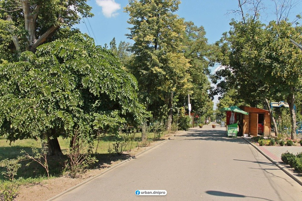 В Днепре бывший парк Ленина перевоплощается в Молодежный: как это выглядит, - ФОТО, фото-6