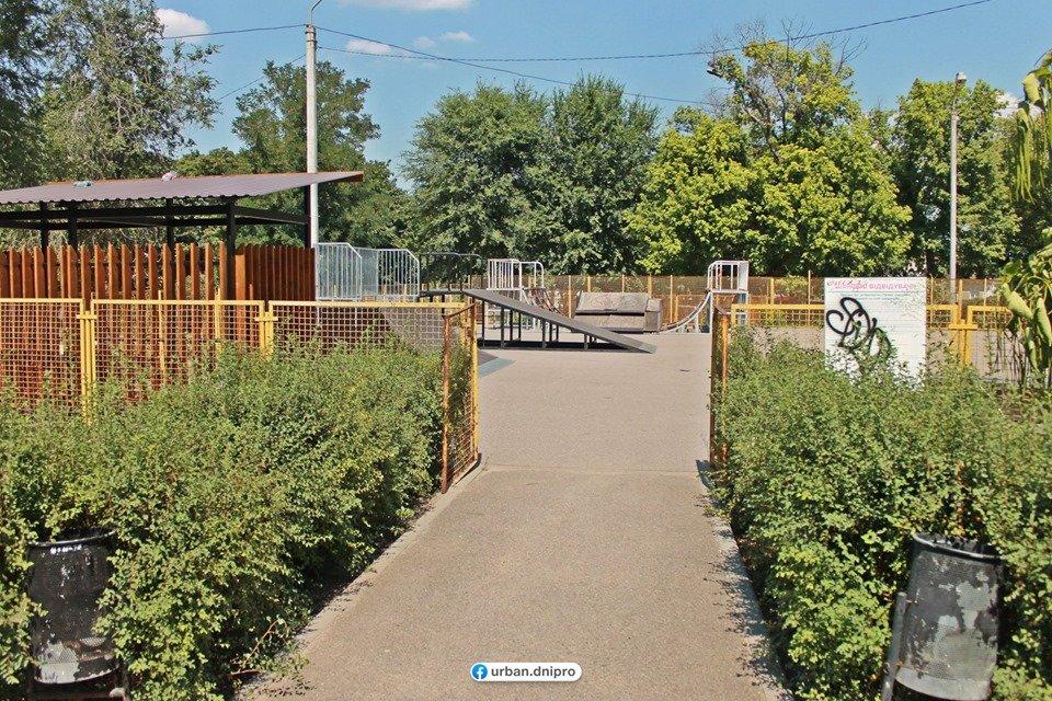 В Днепре бывший парк Ленина перевоплощается в Молодежный: как это выглядит, - ФОТО, фото-11