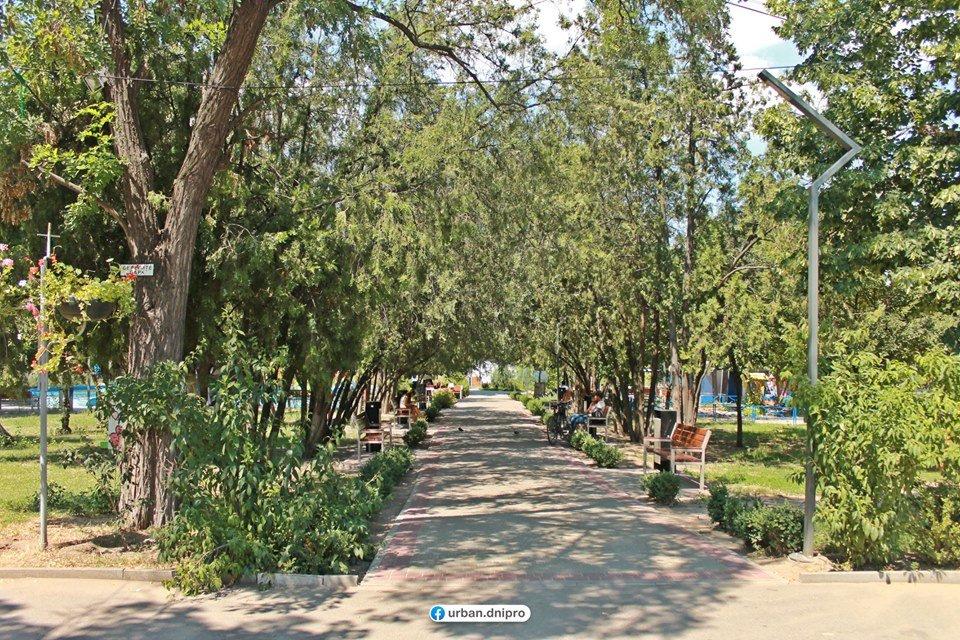 В Днепре бывший парк Ленина перевоплощается в Молодежный: как это выглядит, - ФОТО, фото-5