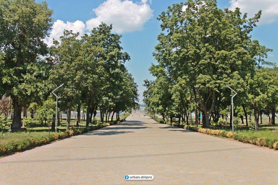 В Днепре бывший парк Ленина перевоплощается в Молодежный: как это выглядит, - ФОТО, фото-3
