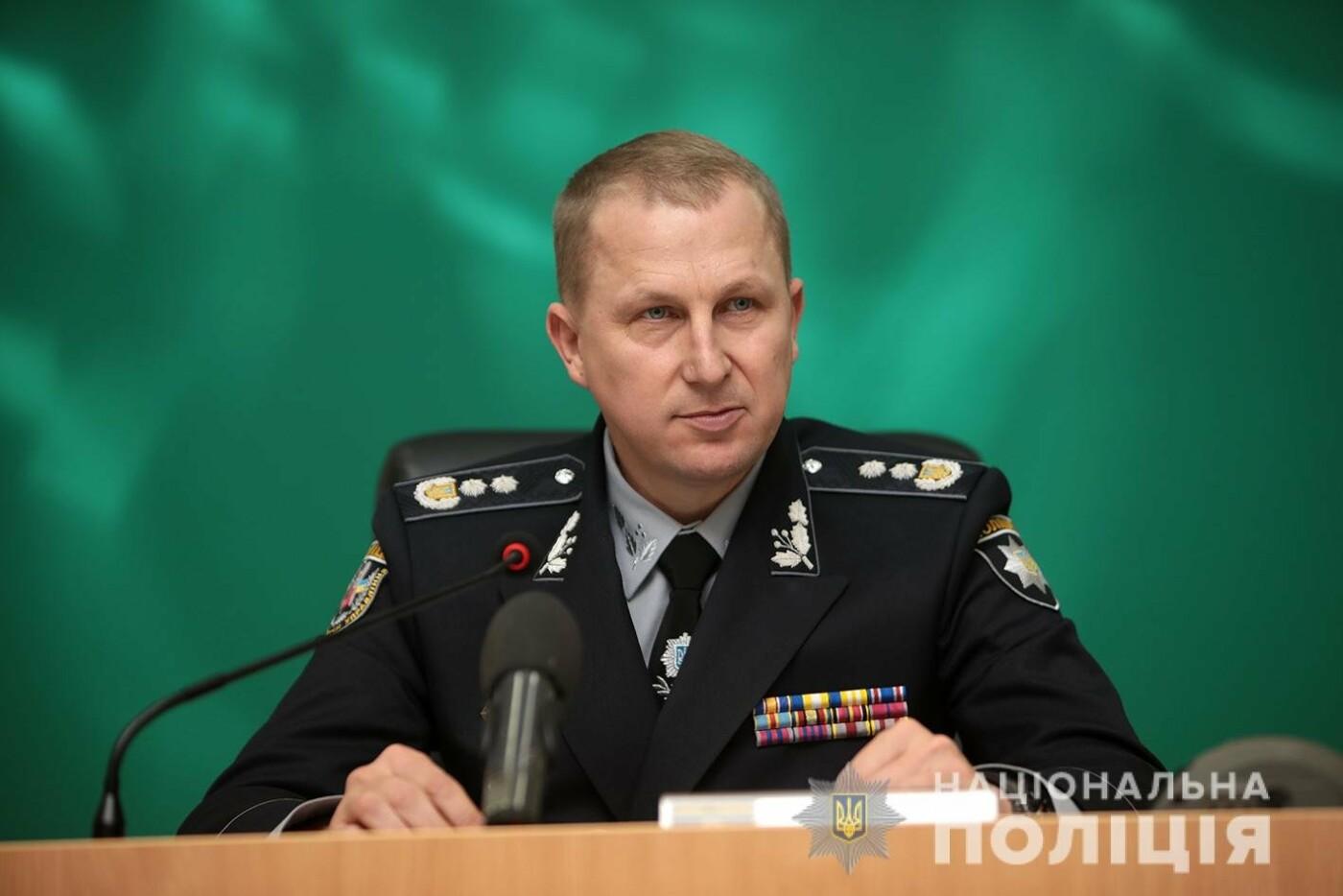Аброськин представил нового руководителя полиции Днепропетровской области, - ФОТО, фото-3
