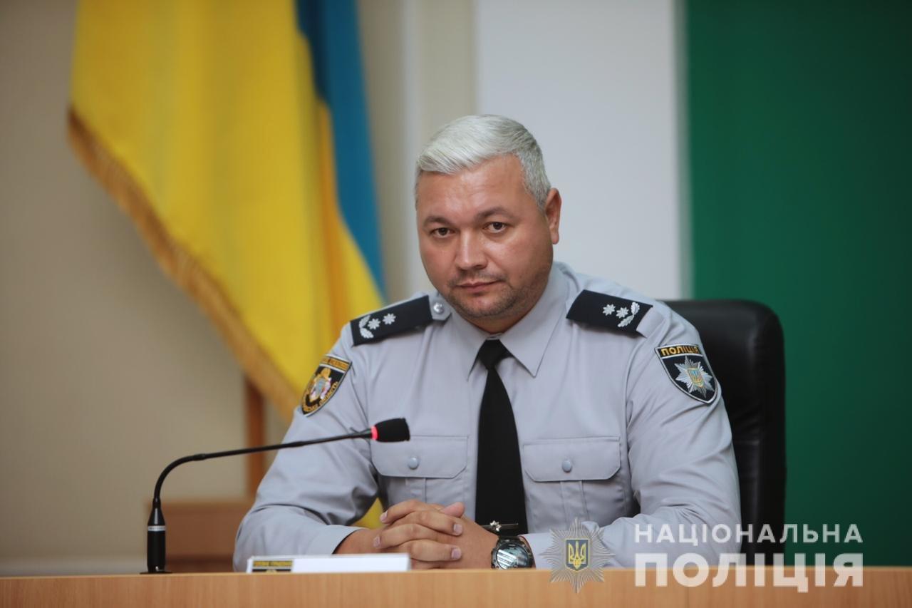 Аброськин представил нового руководителя полиции Днепропетровской области, - ФОТО, фото-1
