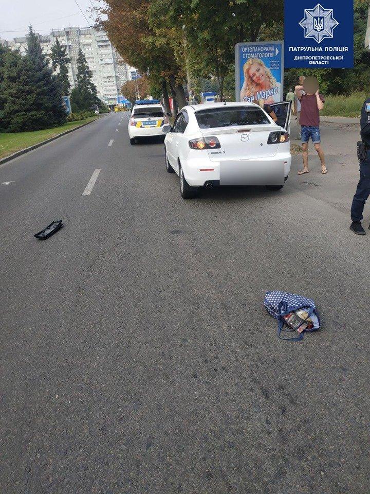 В Днепре автомобиль сбил женщину насмерть, - ФОТО, фото-1