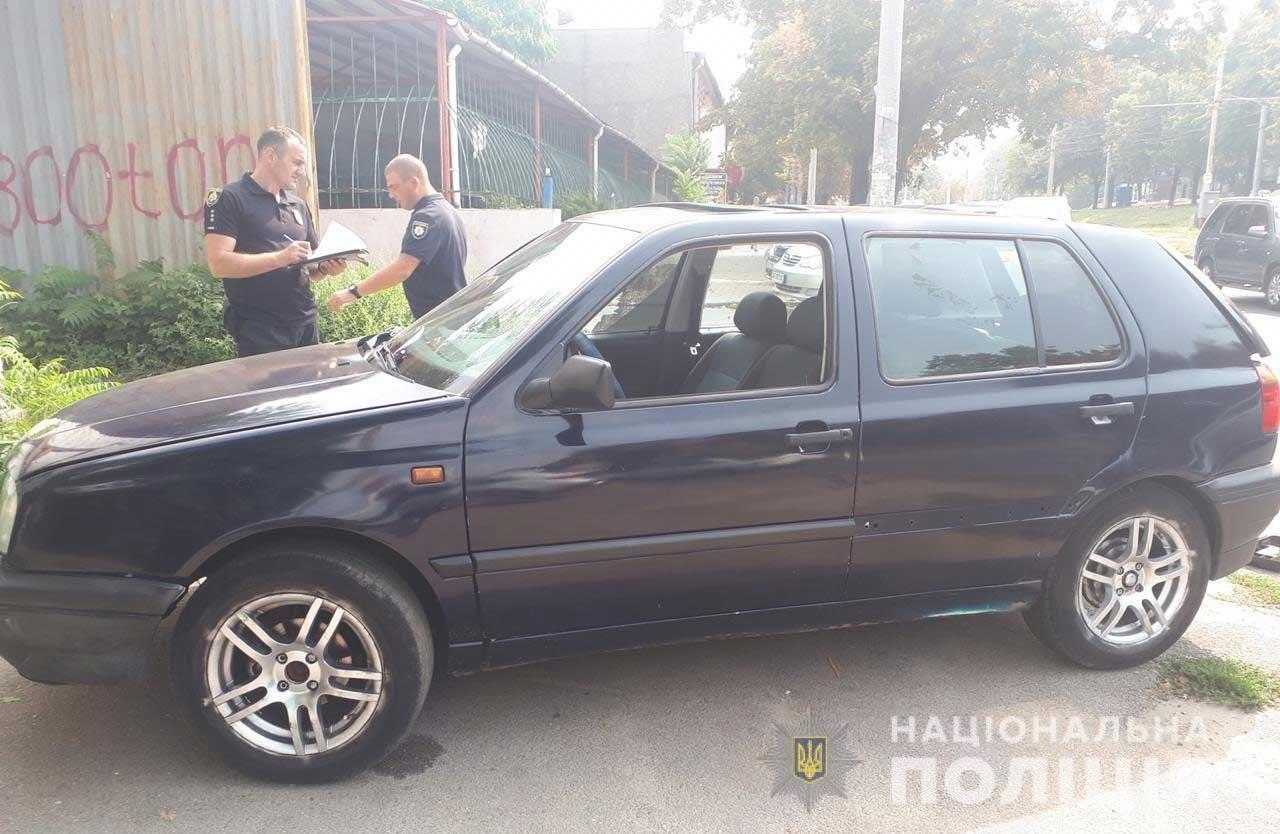 В Днепре задержали автоугонщика с тросом, - ФОТО, фото-2
