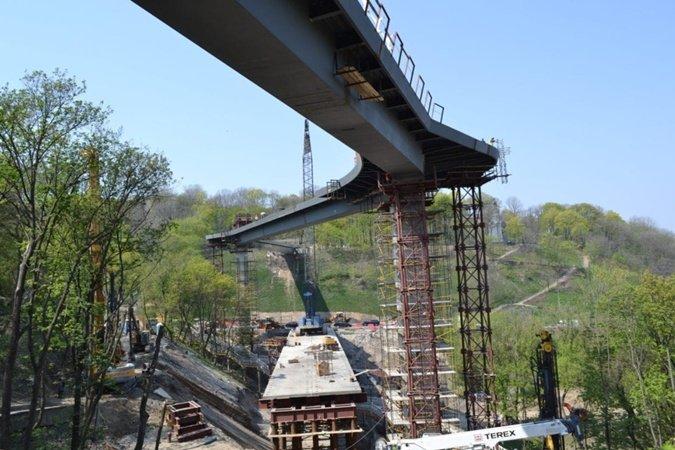 Гарантия 20 лет: подрядчик гордится капитальным ремонтом моста в Днепре, фото-1