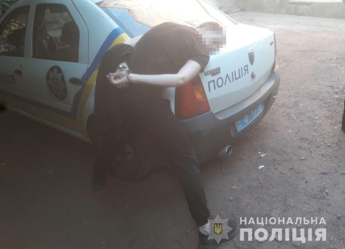 В Днепропетровской области поймали мужчин с партией наркотиков, - ФОТО, ВИДЕО, фото-3