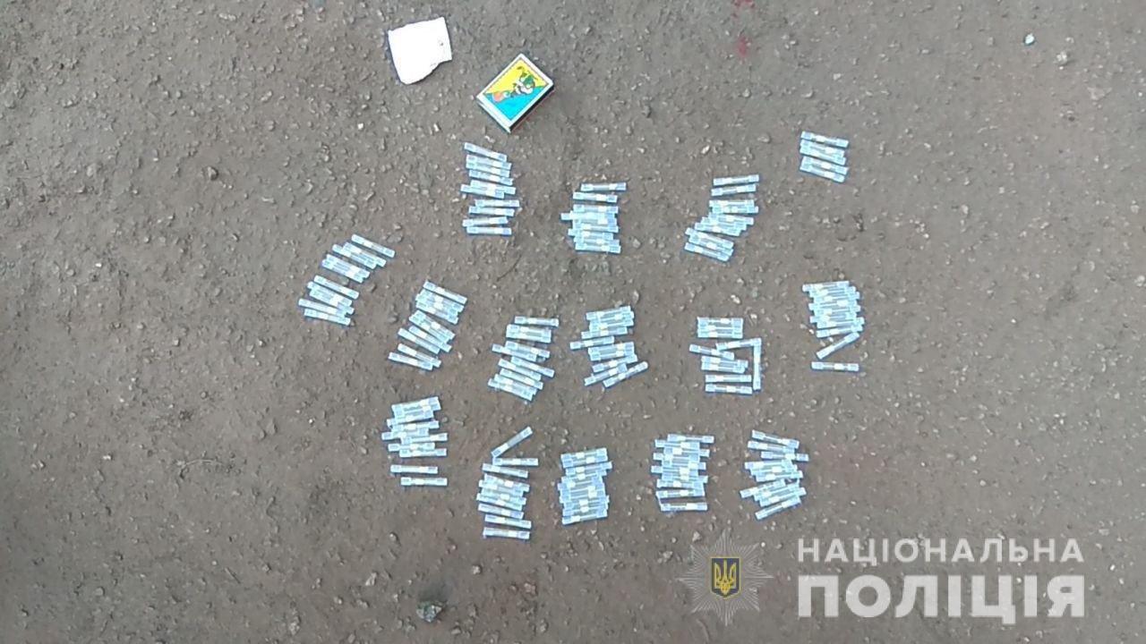 В Днепропетровской области поймали мужчин с партией наркотиков, - ФОТО, ВИДЕО, фото-2