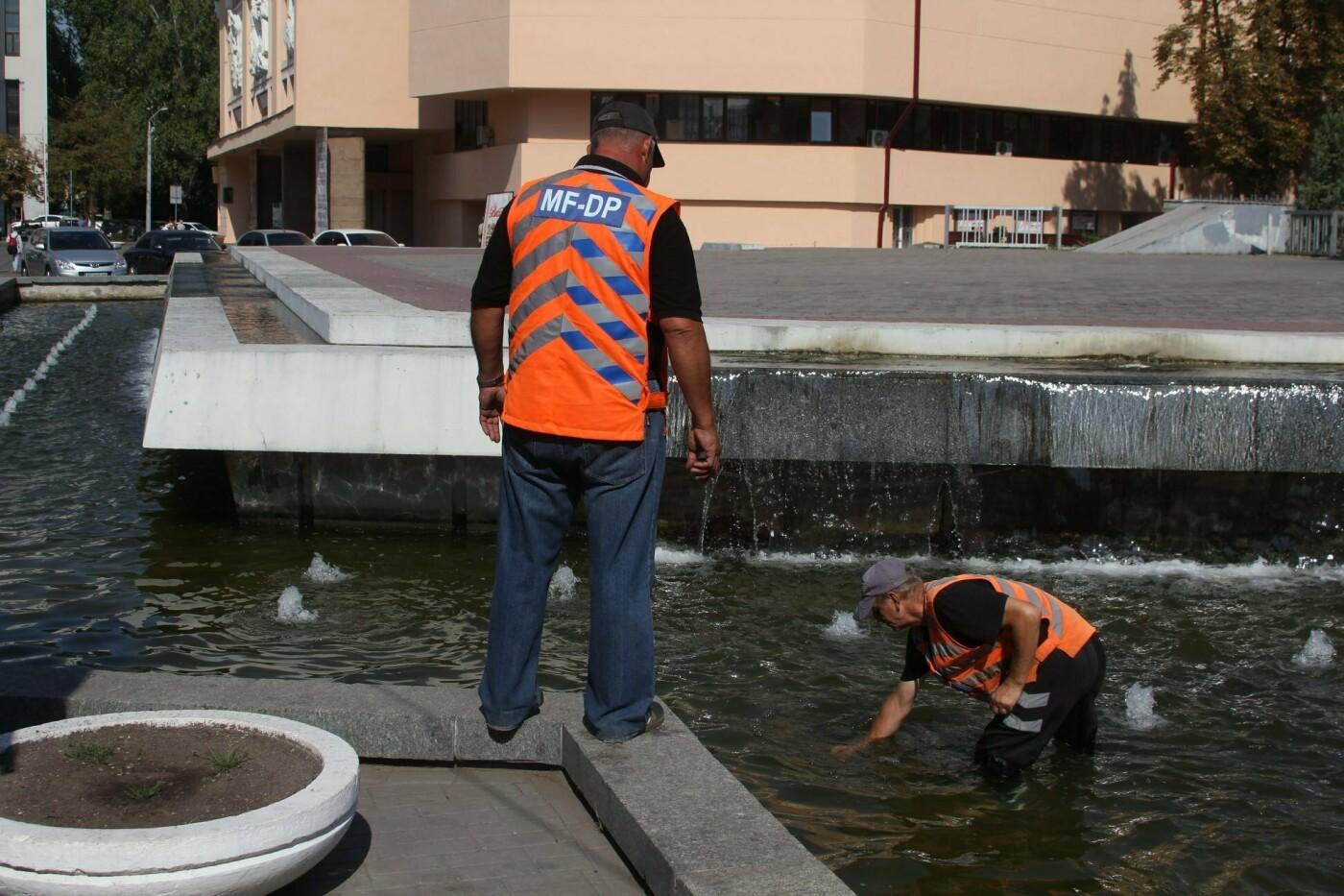 Фонтаны в Днепре: как дорого обходятся городу и в чем их главная проблема, фото-4