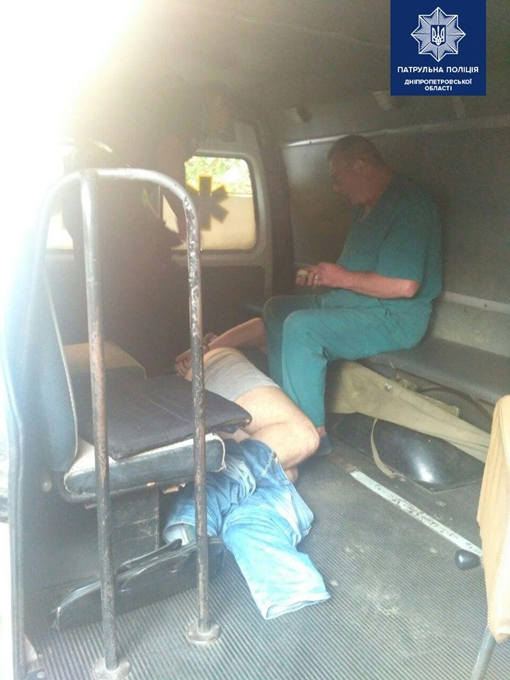 В Днепре пьяный мужчина угрожал подорвать дом и включил газ, - ФОТО, фото-1