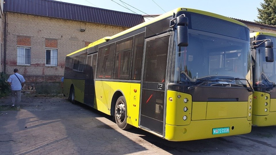 В Днепр привезли автобусы на замену маршруткам, - ФОТО, фото-3
