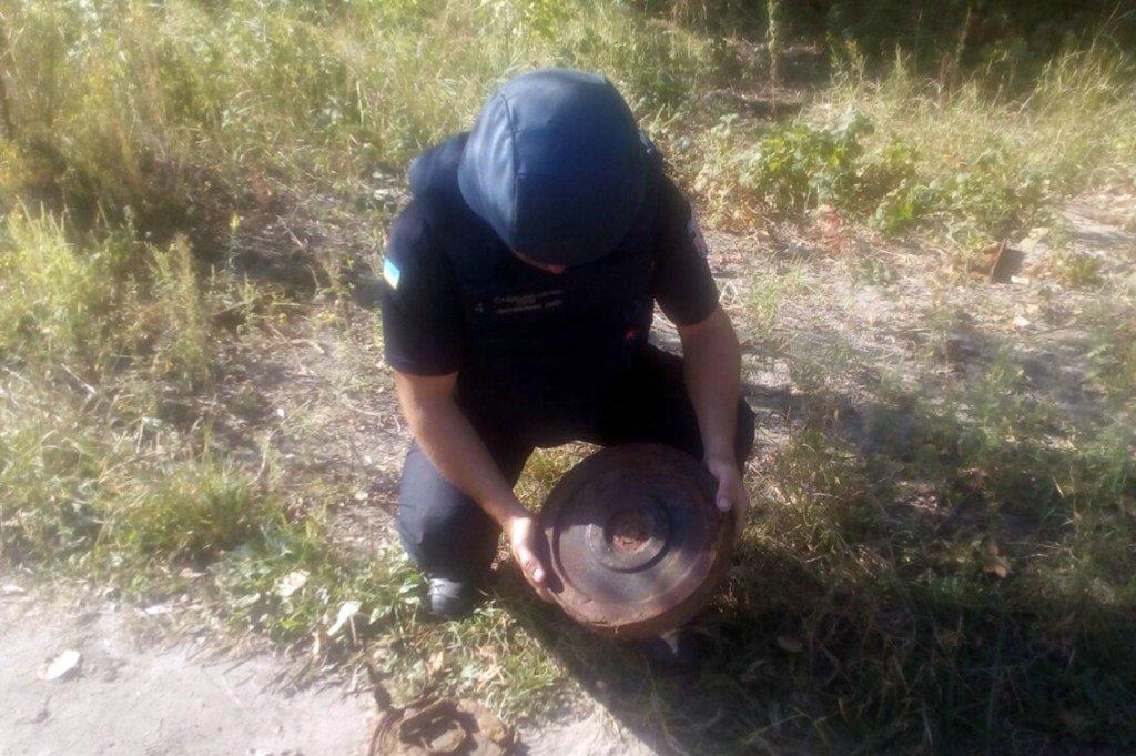 В Днепропетровской области рыбаки нашли боеприпасы, - ФОТО, фото-1