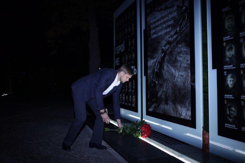 Глава ДнепрОГА впервые посетил Музей АТО и проведал раненных в больнице Мечникова, - ФОТО, фото-11