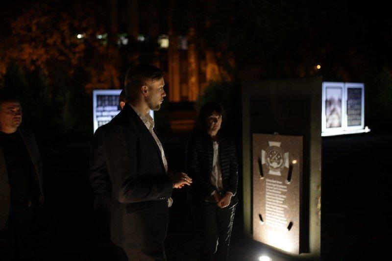 Глава ДнепрОГА впервые посетил Музей АТО и проведал раненных в больнице Мечникова, - ФОТО, фото-12