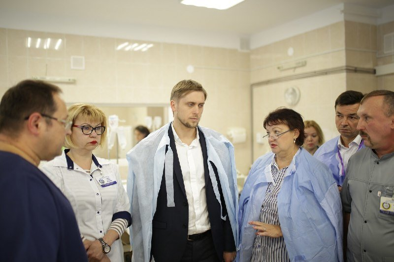 Глава ДнепрОГА впервые посетил Музей АТО и проведал раненных в больнице Мечникова, - ФОТО, фото-8