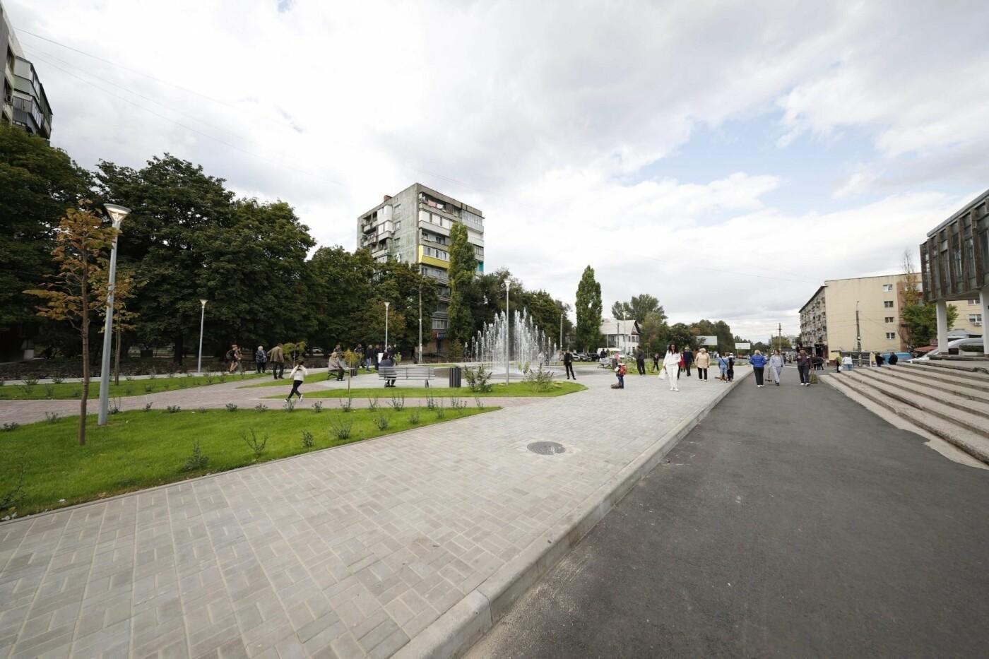 В Днепре центр стихийной торговли заменили новым сквером, - ФОТО, фото-4