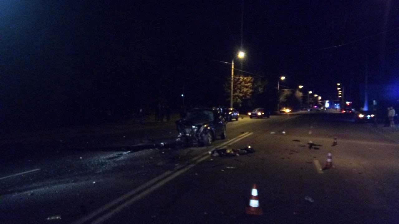 В Днепре произошла смертельная авария: столкнулись две легковушки, - ФОТО, фото-3