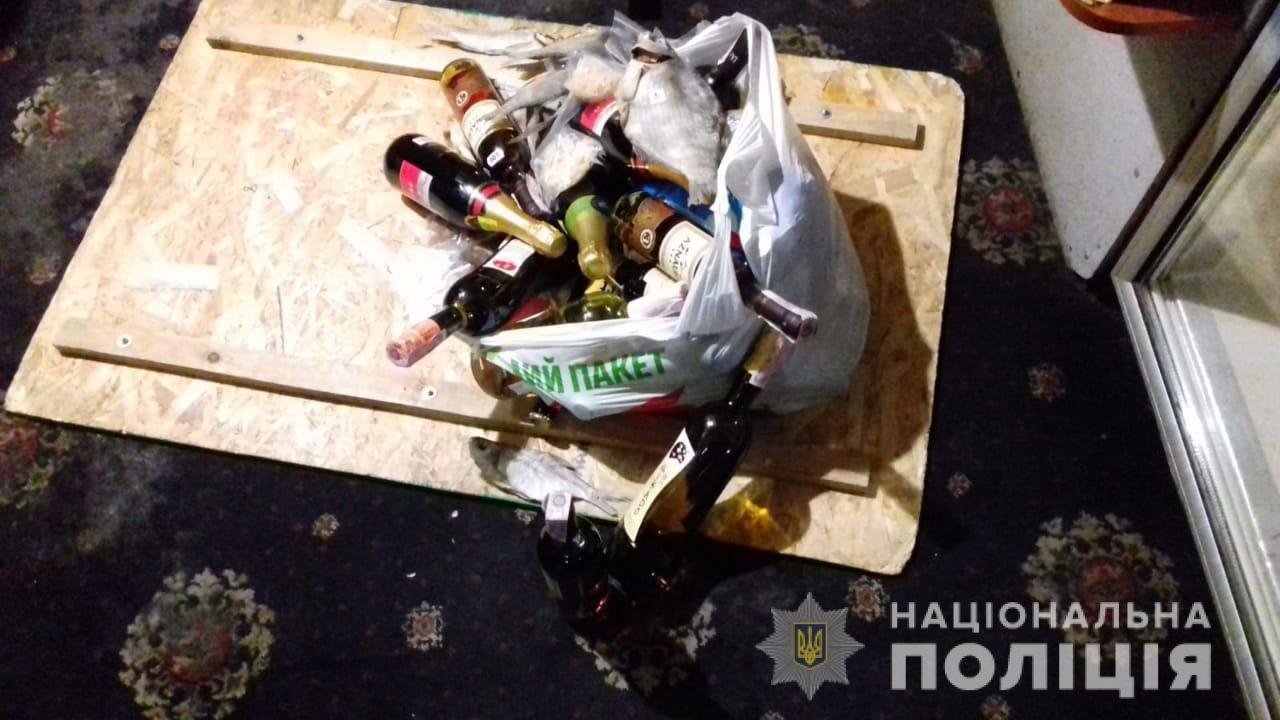 В Днепропетровской области мужчина украл телевизор и игровую приставку, - ФОТО , фото-1