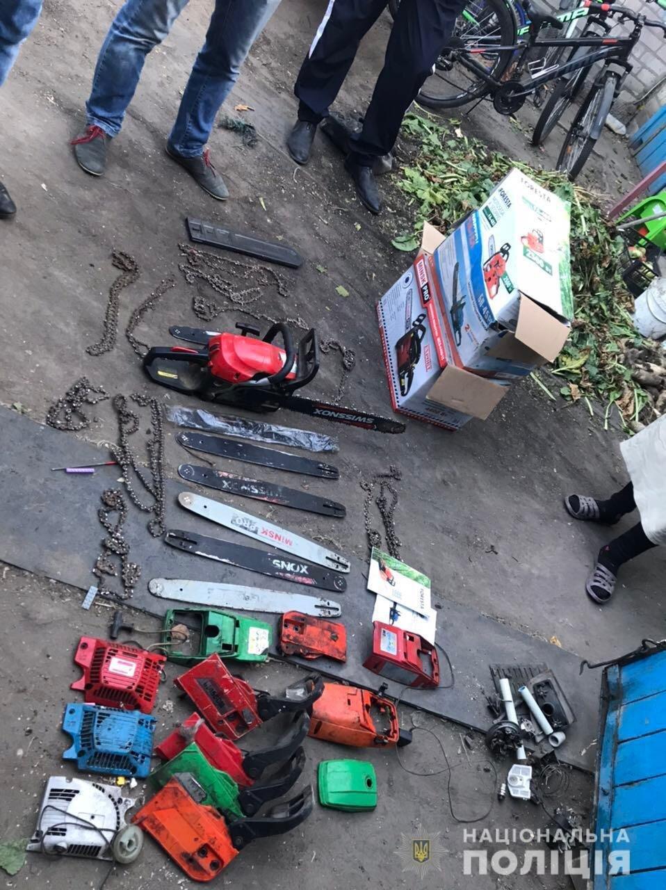 На Днепропетровщине поймали дровосека-нелегала, - ФОТО, фото-3