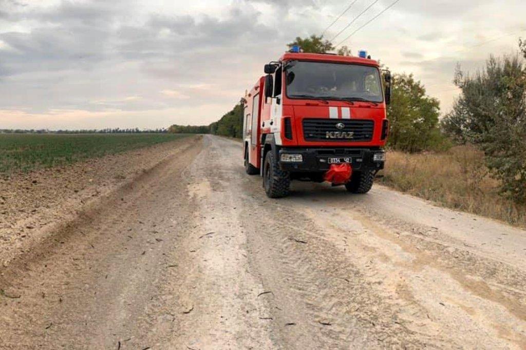 В Днепре возле жилого района горела сухая трава, - ФОТО, фото-4