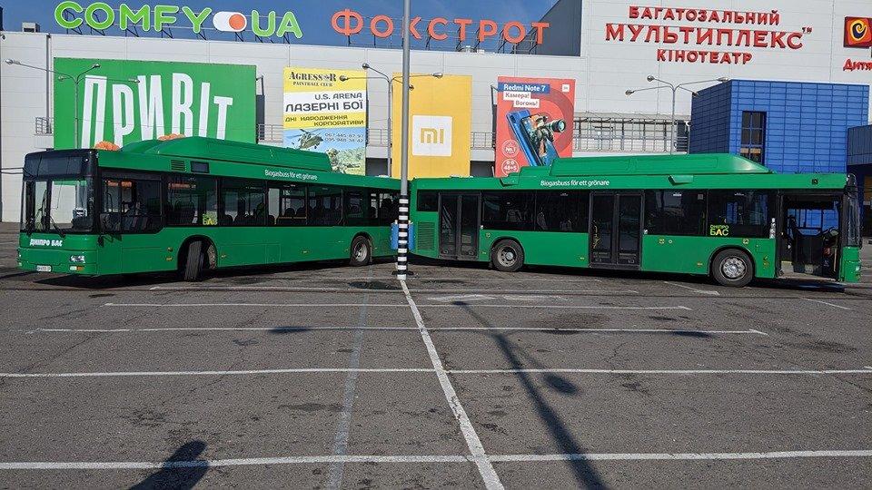 В Днепр приехали новые автобусы: как они выглядят, - ФОТО, фото-1