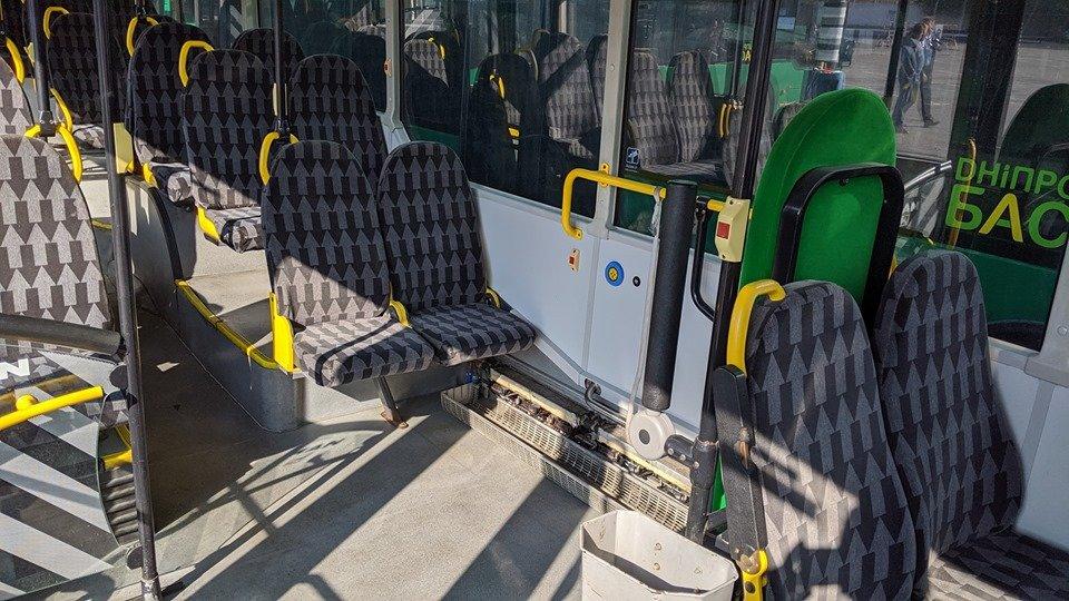 В Днепр приехали новые автобусы: как они выглядят, - ФОТО, фото-5