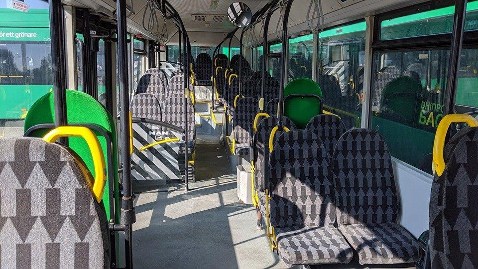 В Днепр приехали новые автобусы: как они выглядят, - ФОТО, фото-3