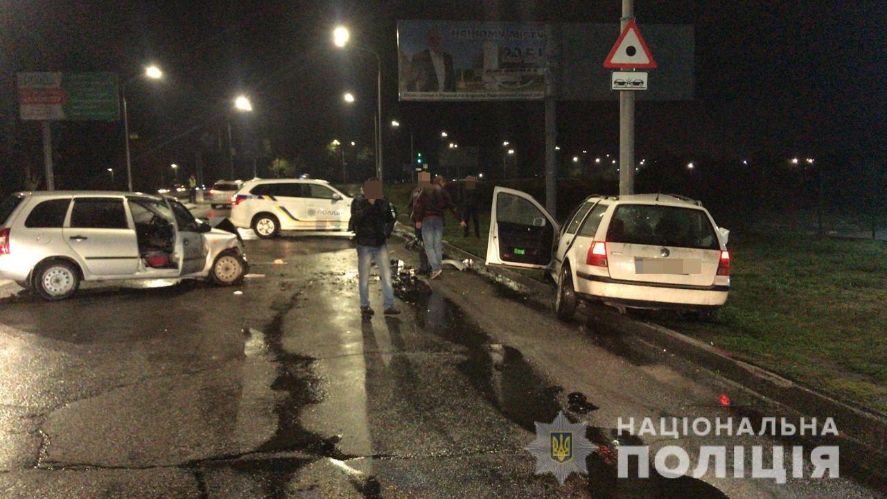 В Днепропетровской области полицейский спровоцировал ДТП,- ФОТО, фото-2