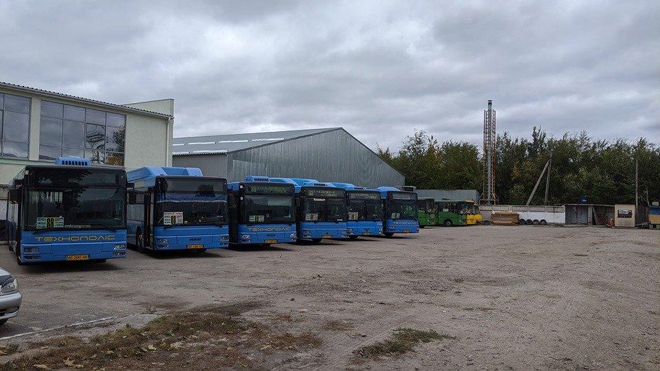 В Днепре на два маршрута выйдут вместительные автобусы, - ФОТО, фото-1