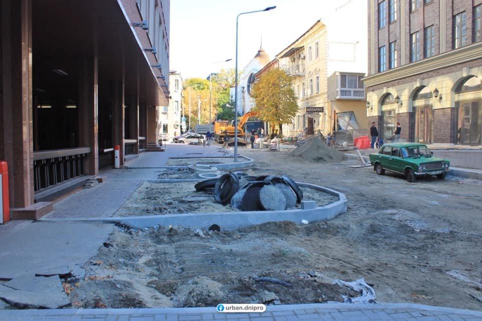 В Днепре проходит капитальный ремонт улицы Баррикадной, - ФОТО, фото-2