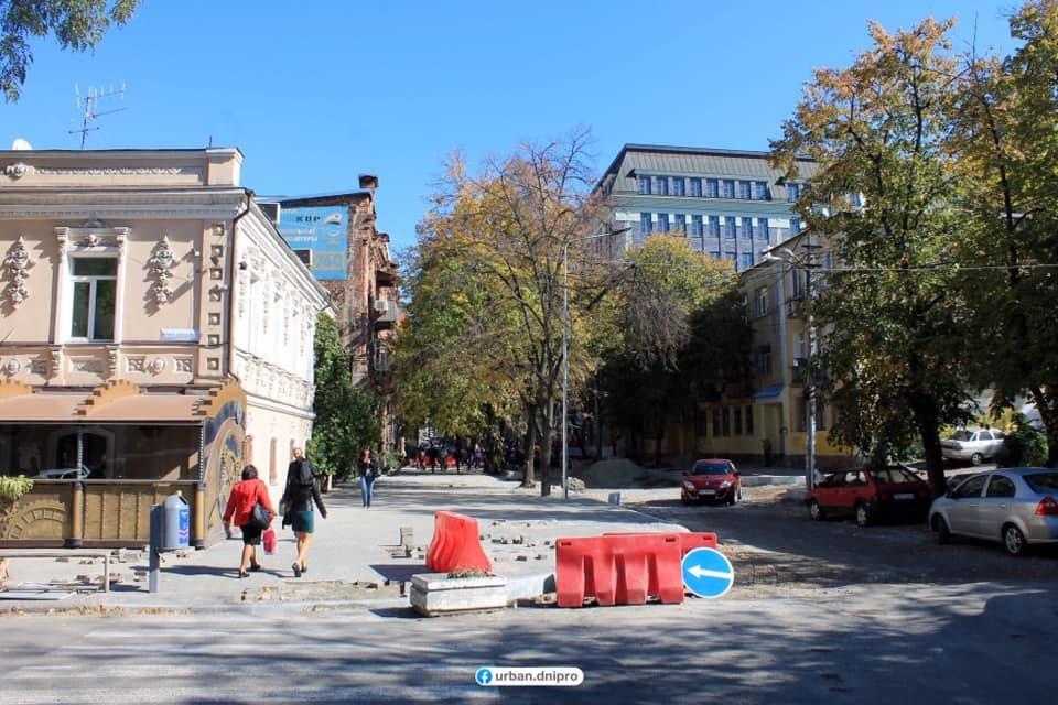 В Днепре проходит капитальный ремонт улицы Баррикадной, - ФОТО, фото-11
