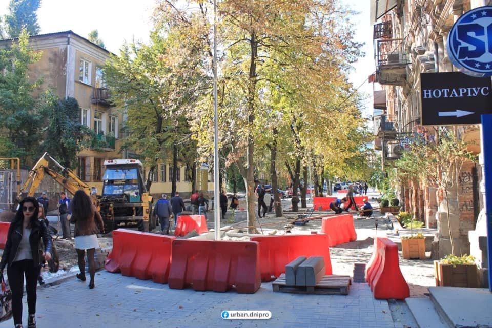 В Днепре проходит капитальный ремонт улицы Баррикадной, - ФОТО, фото-4