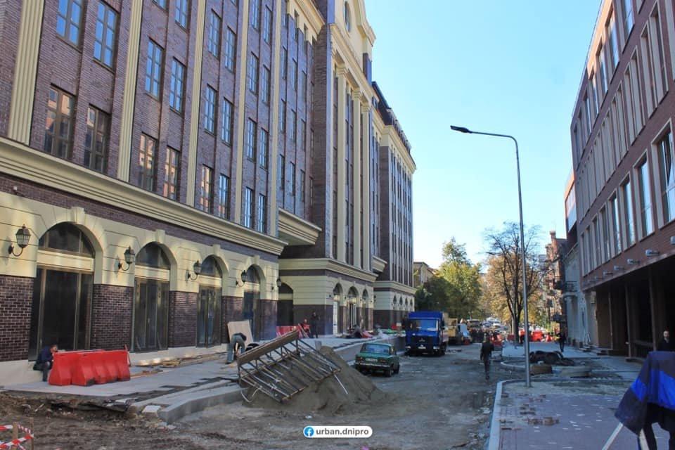 В Днепре проходит капитальный ремонт улицы Баррикадной, - ФОТО, фото-1