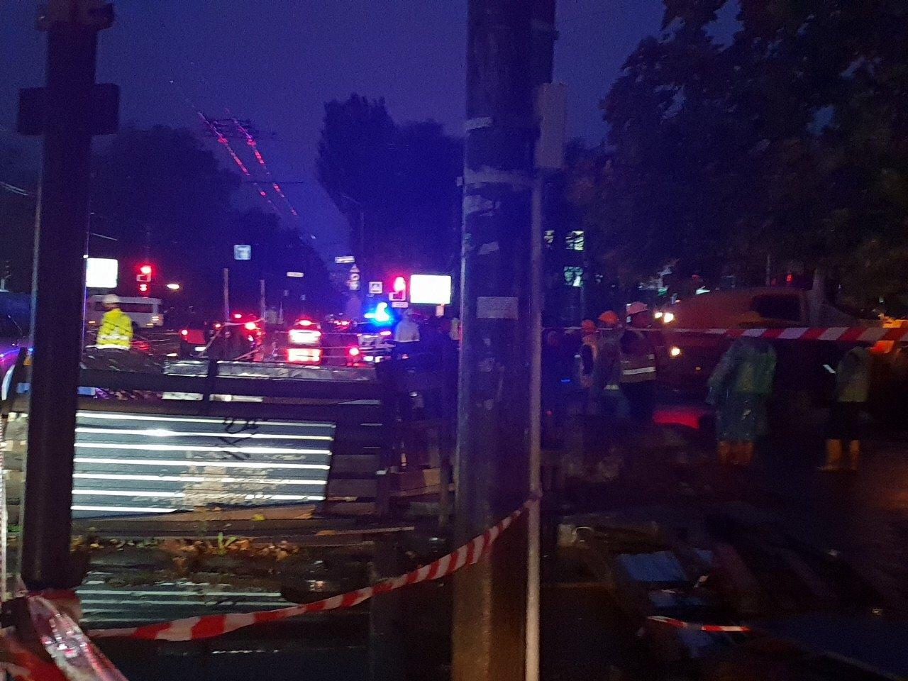 В Днепре треснула стена общежития, студентов эвакуировали: завтра перекроют центральный проспект, - ФОТО, фото-5