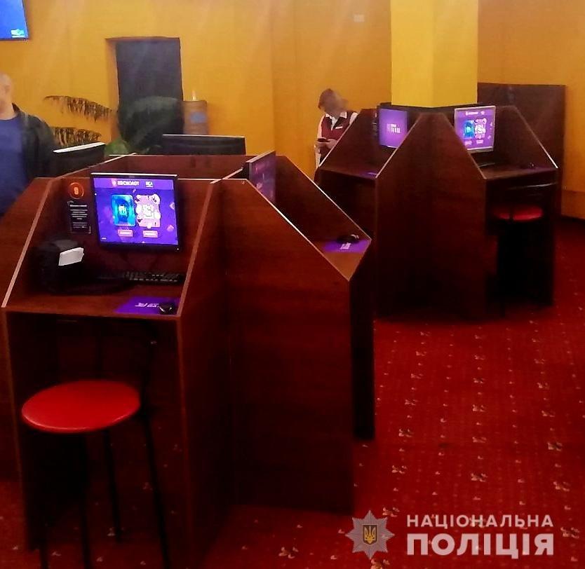 В Днепропетровской области полиция обнаружила два игорных заведения, - ФОТО, фото-1