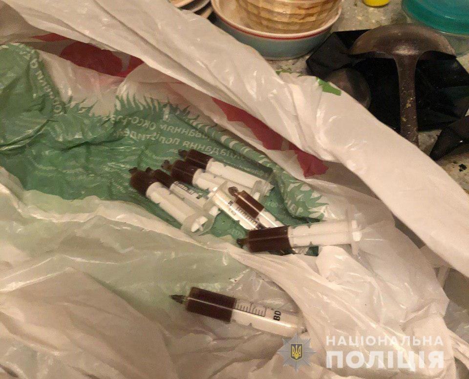 В Днепропетровской области раскрыли преступную группировку наркоторговцев, - ФОТО, ВИДЕО, фото-3