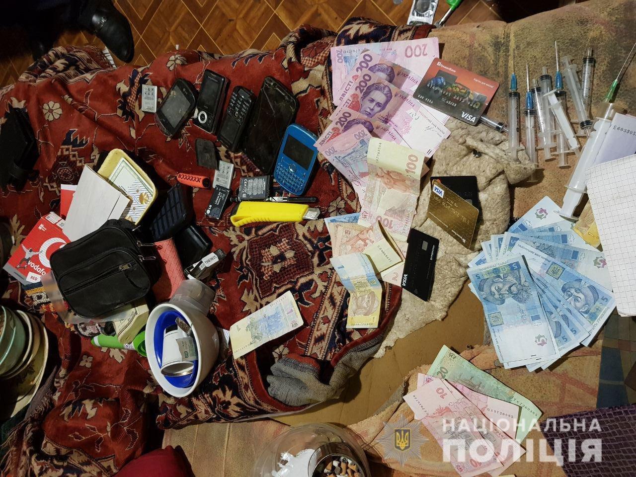 В Днепропетровской области раскрыли преступную группировку наркоторговцев, - ФОТО, ВИДЕО, фото-1