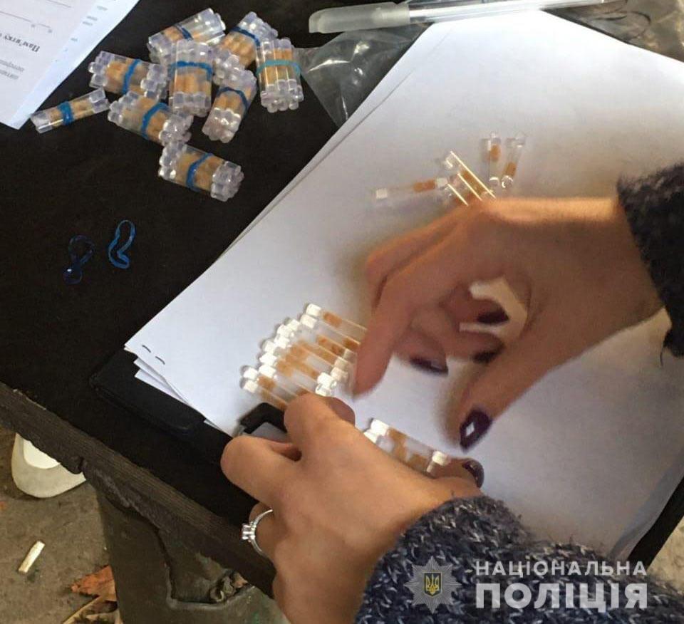 В Днепропетровской области женщина хранила более 100 трубочек с амфетамином, - ФОТО, фото-1